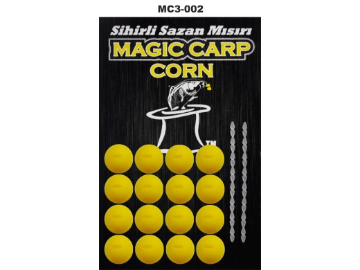 Magic Carp MC3 12mm  Serisi Vanilya Aromalı 16 Adet